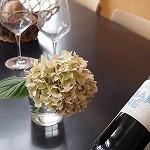 【写真】【南高田の家】アンティークカラーの紫陽花