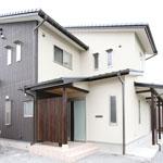 【写真】加納町の家完成見学会2日目