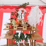 【写真】大井の家(旧虎姫町)地鎮祭・起工式