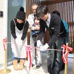 【写真】間田の家 お引き渡し式