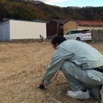【写真】米原の家 縄張り