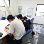【写真】中学生就労体験、始まりました。