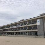 【写真】長浜小学校便所改修工事