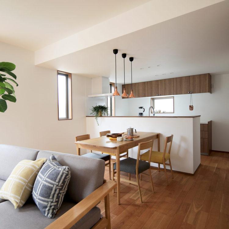 【フルオーダー住宅】小さく住むって面白い<br /> お気に入りがすぐそばにある暮らしは楽しい。