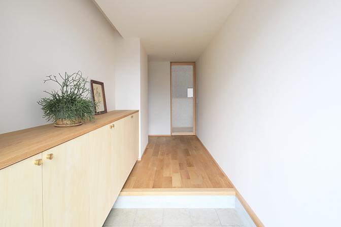 建築実例ギャラリー1 玄関