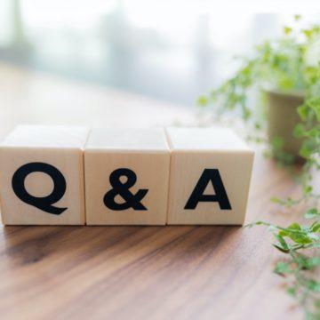 【写真】Q&A