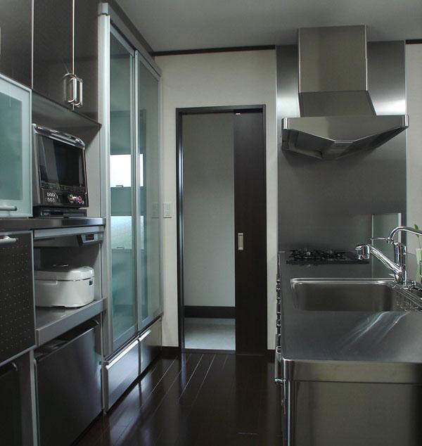 キッチン600