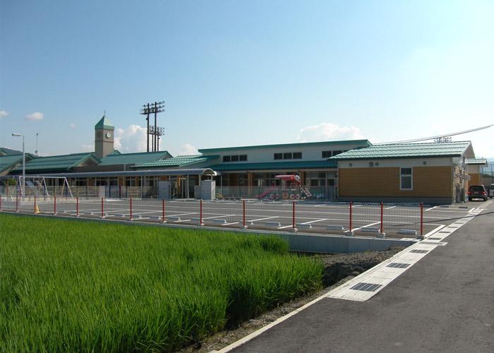 虎姫保育園増築工事