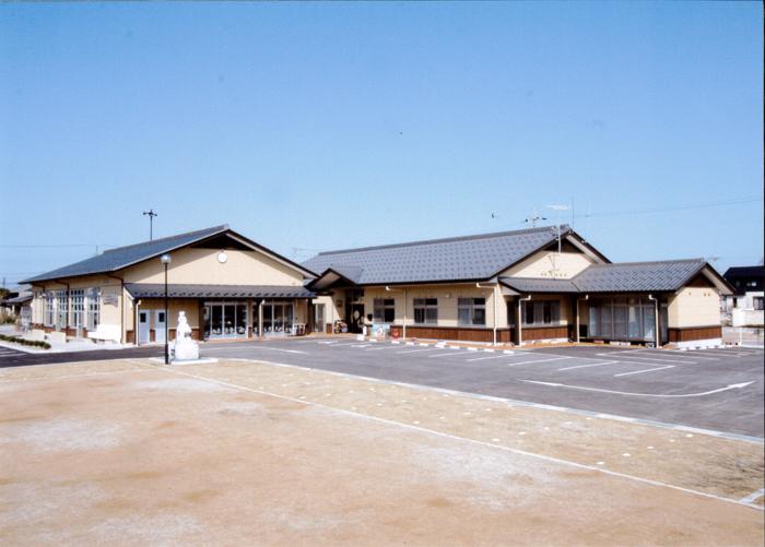 西黒田公民館改築工事