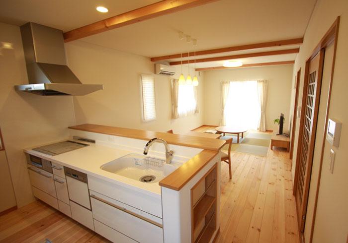 下坂浜の家